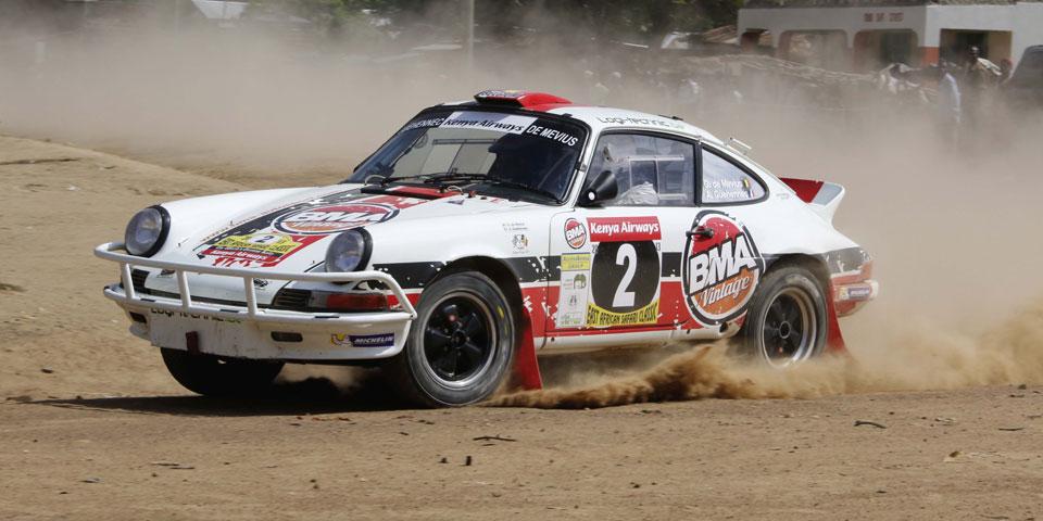 BMA Porsche