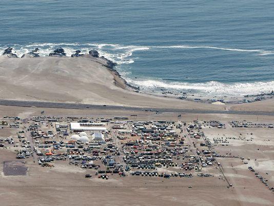 Dakar Chile