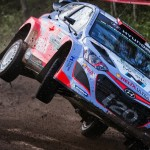 SS8: Sordo piles on the pressure