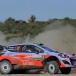 WRC spectator in intensive care