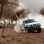 BUMPER ENTRY SET TO TACKLE THIS WEEKEND'S RALLY JEDDAH