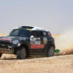 RECORD ENTRY TO TACKLE QATAR'S CHALLENGING SEALINE CROSS-COUNTRY RALLY