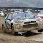World RX series lead for defending champion Solberg