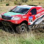MAIDEN OVERALL WIN GIVES POULTER AND HOWIE EARLY CHAMPIONSHIP LEAD
