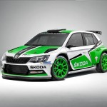 Skoda reveals Fabia R 5 rally plans and driver line up