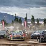World RX teams prepare for season opener