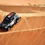 NASSER TIGHTENS GRIP ON DESERT CHALLENGE AS COMA TURNS ON WORLD CHAMPION STYLE