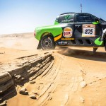 OVERDRIVE RACING ENTERS THREE TOYOTAS IN BID TO WIN QATAR'S SEALINE CROSS-COUNTRY RALLY FOR SECOND TIME