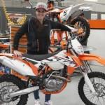 Dakar Heroine Laia Sanz Signs with KTM Through 2017