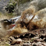 Mud forces cuts to Argentina marathon test