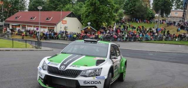 Kopecký victorious in at Rally Český Krumlov