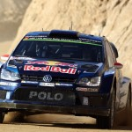 WRC Rally de Portugal: Latvala sees off Ogier for victory