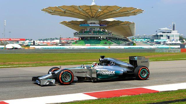 Malasian Grand Prix
