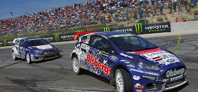 Olsbergs Mse Returns To Red Bull Global Rallycross To Defend Title