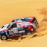Rally Pharaons: The podium is near