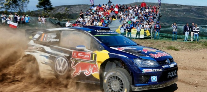 Rally Portugal: SS14: First blood to Ogier