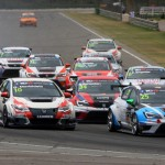 Leading touring car names praise early progress in TCR