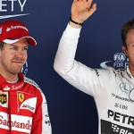 Vettel and Rosberg not good for business: Ecclestone