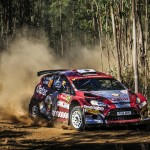 Al-Attiyah edges clear in Portugal WRC 2 fight