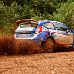 Ford pair extends points lead after Sasol Rally