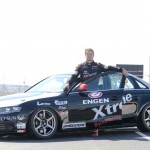Engen Xtreme driver Simon Moss – powering forth on and off the track