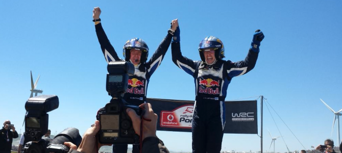 """Latvala: """"People doubted if I would ever come back"""""""