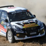 Gilmour targeting another strong finish at Rally Gisborne