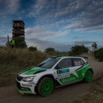 Third win in Czech Rally Championship