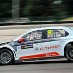Sébastien Loeb heads second Citroën 1-2-3 in Slovakia