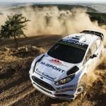 SS7 win for Ott Tanak in WRC Rally Sardegna
