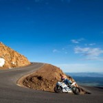 Pikes Peak Hill Climb qualifying suspended after death of motorcyclist