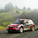 Tidemand wins Asia Pacific Rally as Gill retires