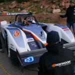 Rhys Millen's electric prototype wins Pikes Peak Hillclimb