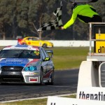 14 year-old wins Touring Car race