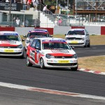 Back to Action for Engen Volkswagen Cup Championship Racers