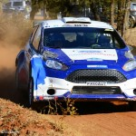 Solid Second on Bela-Bela Motor Rally for Cronje and Houghton
