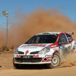 Can world's fastest female rally driver win in Queensland?
