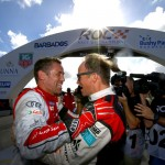 Tom Kristensen and Petter Solberg Return to Race of Champions