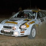 Night rallying makes a comeback to ARC