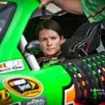 Danica Patrick set to make history with her 100th career NASCAR Sprint Cup Series start