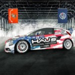 Red Bull GRC: SH Rallycross premieres patriotic HAUS livery for MCAS