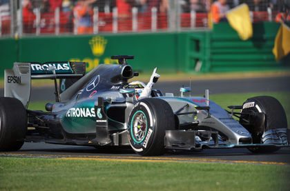 Formula 1 – PREVIEW-Hamilton determined to dominate home race
