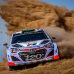 Saturday begins with Ogier SS10 win on Rally Poland