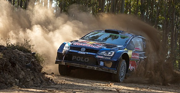 SS8: Latvala grabs lead in Finland