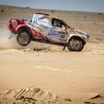 AL-QASSIMI REJOINS OVERDRIVE RACING FOR BAJA SPAIN