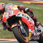 Marc Marquez wins German MotoGP at the Sachsenring
