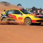 25 entries for Mt Gorilla Rally