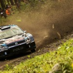 Ogier sets early pace in Finland