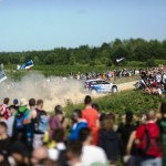 SS3 victory for Ott Tanak, taking rally lead in Poland