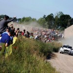 VOLKSWAGEN'S OGIER FENDS OFF FIERCE MIKKELSEN CHALLENGE IN POLAND